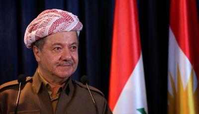 الزعيم الكردي يتخلى عن منصبه تاركا مهمة المصالحة مع بغداد لابن شقيقه