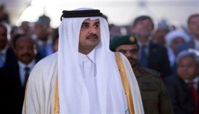 أمير قطر يقول إنه مستعد لإجراء محادثات يستضيفها ترامب بشأن الأزمة الخليجية