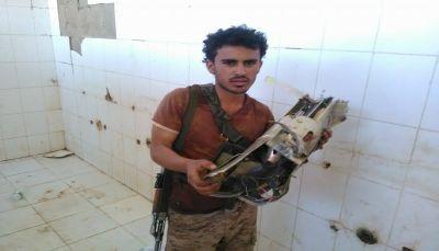 الضالع: الجيش يُسقط طائرة استطلاع تابعة للمليشيات الانقلابية شمال مريس