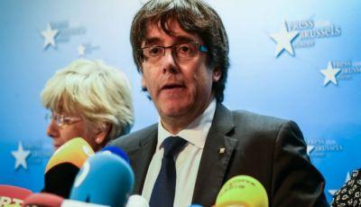 بلجيكا تدرس مذكرة التوقيف بحق الرئيس الكاتالوني المقال