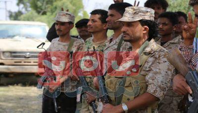 الضالع: بدء صرف مرتبات قوات الجيش في جبهة مريس