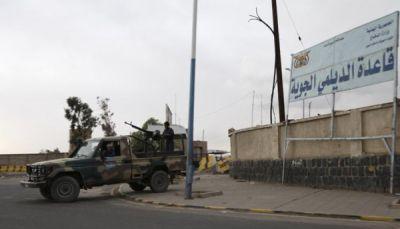 مقاتلات التحالف تعاود قصف مواقع الإنقلابيين في العاصمة صنعاء