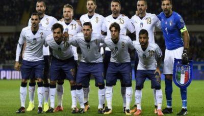 مونديال 2018: ايطاليا مهددة بالغياب عن النهائيات لاول مرة منذ 60 عاما