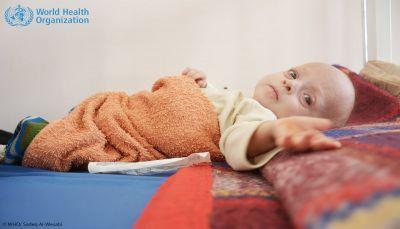 منظمة الصحة تحذّر من زيادة عدد من سيفارقون الحياة إن لم تُفتَح المنافذ اليمنية