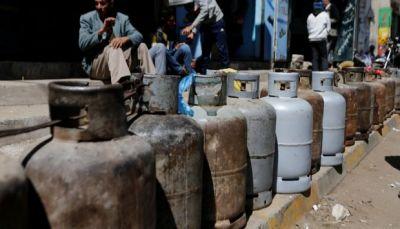 صنعاء: مليشيا الحوثي تفرض جرعة سعرية جديدة على أسعار الغاز المنزلي