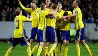 إيطاليا تظهر بشكل باهت وتخسر 1-صفر أمام السويد في الملحق