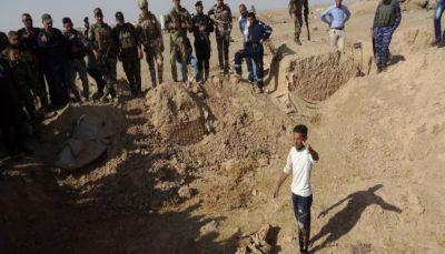العراق: العثور على 400 جثة على الأقل في مقابر جماعية قرب الحويجة