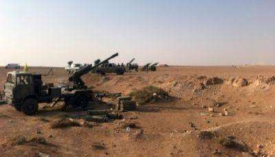 مقتل 50 شخصا على الاقل في قصف مدفعي وغارات روسية شرق سوريا