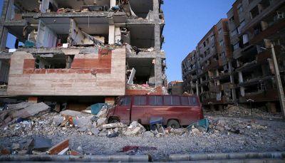 شعر به سكان عدة محافظات عراقية.. زلزال ثاني يضرب إيران خلال ساعات