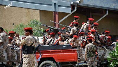 شبوة: اللجنة الامنية تستنكر الاستفزازات التي تقوم بها قوات النخبة المدعومة اماراتيا