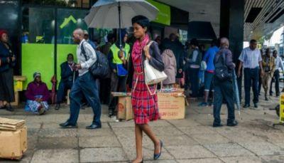 صدمة في زيمبابوي وغموض حول مستقبل موغابي