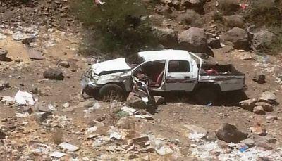 الضالع: مسلح يقتل اثنين مواطنين ويصيب آخرين جراء إطلاق النار على سيارة تقلهم