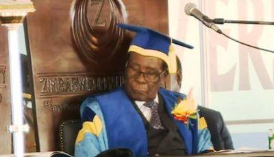 زيمبابوي: أول ظهور علني لموغابي منذ استيلاء الجيش على السلطة