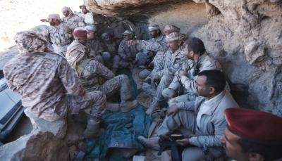 نائب الرئيس: أبطال الجيش الوطني يرسمون مسقبل اليمن الاتحادي المنشود
