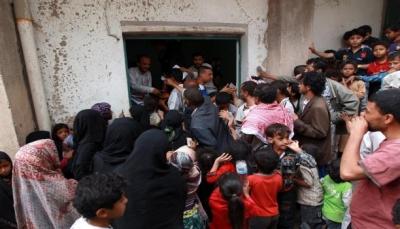 """الغذاء العالمي يحذّر من ارتفاع الوفيات في اليمن بسبب ما أسماه بـ """"الحصار"""""""
