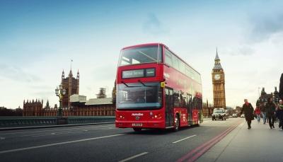 """تعرف كيف تساعد """"بقايا القهوة"""" في تشغيل الحافلات في لندن"""
