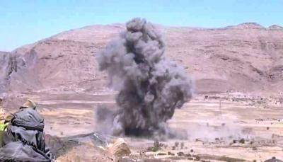 موقع الجيش: مقتل 244 حوثياً بينهم 28 قيادياً في نهم خلال ثلاثة أسابيع (أسماء القيادات)