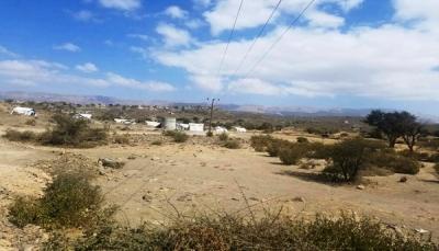 الجفاف وشح المياه يهددان سكان جحاف بالضالع بالنزوح