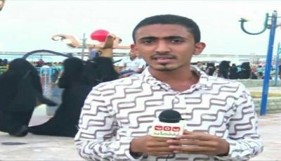 """قوات الحزام الأمني بعدن تعتدي على طاقم """"يمن شباب"""" وتصادر معدات التصوير"""