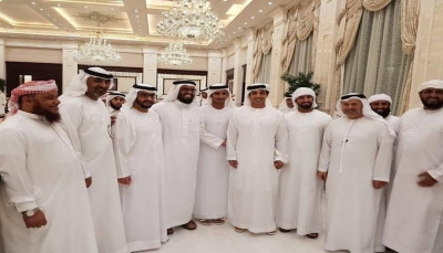 الإمارات تحتجز عائلات القيادات العليا بالمجلس الانتقالي لمنع أي تقارب مع هادي