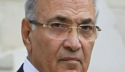 رئيس الوزراء المصري الاسبق احمد شفيق يقول انه يعيد النظر بالترشح للانتخابات الرئاسية