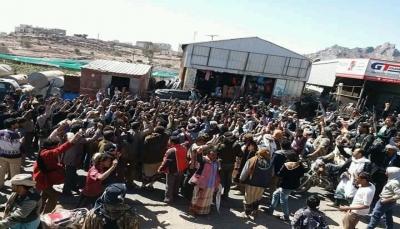 الضالع: مسيرة لاستعادة صنعاء من الميليشيات.. وقيادي مؤتمري يعلن انظمامه إلى المقاومة
