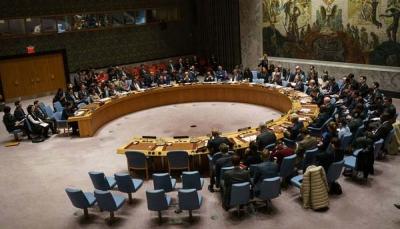 مجلس الأمن يدعو الأطراف اليمنية لاستئناف الحوار السياسي