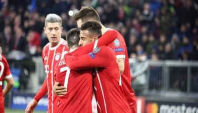 بايرن ميونخ يرد الإعتبار أمام باريس سان جيرمان بفوز مميز