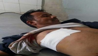 """إصابة ثلاثة أطفال بنيران الحوثيين غربي """"تعز"""""""
