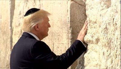 متحديا العرب وتحذيرات الغرب.. ترامب يعلن الاعتراف بالقدس عاصمة للاحتلال الإسرائيلي