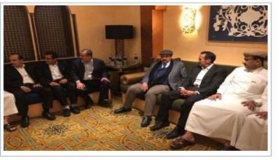الإمارات تسمح لنجل صالح باستقبال قيادات مؤتمرية لتعزيته بمقتل والده