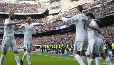 ريال مدريد يكتسح إشبيلية بخماسية نظيفة ويوجه رسالة قوية لبرشلونة قبل الكلاسيكو