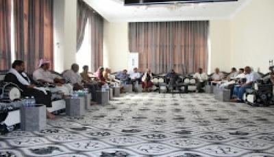 حضرموت: مناقشات حكومية لتعزيز السيولة النقدية لفرع البنك المركزي بالمكلا