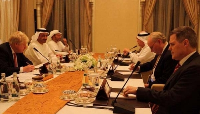 الرباعية الدولية تناقش في الرياض الوضع الاقتصادي في اليمن