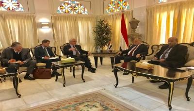 ألمانيا تجدد تاكيدها دعم الحكومة الشرعية وإحلال السلام وفقا للمرجعيات الثلاث
