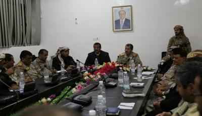 """مأرب: خطة أمنية وعسكرية لاستقبال النازحين من """"صنعاء"""" ومواجهة أي عناصر مندسة"""