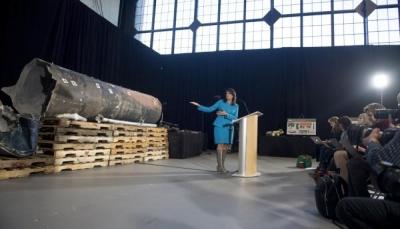 شاهد صورا حصرية نشرتها وزارة الدفاع الأمريكية لصواريخ وأسلحة أرسلتها إيران للحوثيين