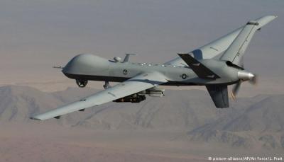 """البيضاء: مقتل مواطن في غارة جوية لطائرة أمريكية بدون طيار بمنطقة """"يكلا"""""""