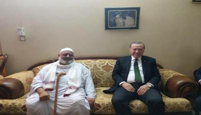 من هو الرجل الذي زاره أردوغان في السودان وتناول العشاء في بيته؟
