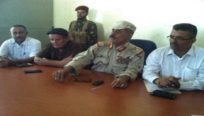 محافظ الضالع يطلق مناشدة عاجله للرئيس هادي حول وضع المحافظة (بيان)
