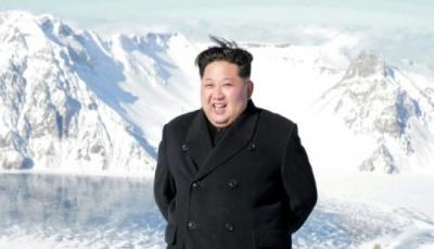 """زعيم كوريا الشمالية يهدد أمريكا قائلا """"الزر النووي موجود دائماً على مكتبي"""""""