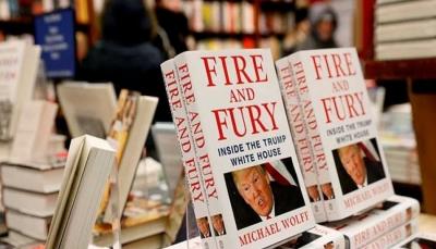 مايكل وولف: كتابي عن ترامب سيطيح به من البيت الأبيض