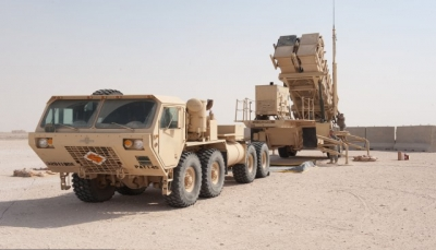 دفاع التحالف العربي تعترض وتدمر صاروخاً باليستياً أطلقه الحوثيون باتجاه المخا