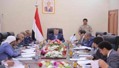 الحكومة تقر إنشاء مشروع ميناء قناء التجاري بمحافظة شبوة