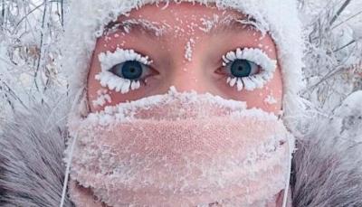 تتجمد الرموش وحبر الأقلام.. تعرف على القرية الأكثر برودة في العالم؟ (صور)