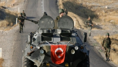 """أردوغان يعلن """"انطلاق الهجوم البري عمليا"""" في عفرين بسوريا"""