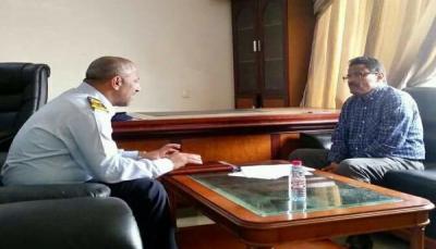 وزير النقل: سنسند مهمة حماية مينائي عدن والمكلا لقوات خفر السواحل والداخلية