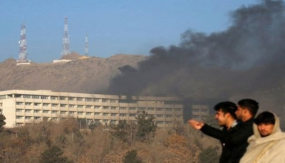 استمر الهجوم ساعة.. 43 قتيلا بينهم أجانب في اقتحام فندق في كابل الأفغانية