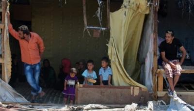 الأمم المتحدة: 13 سوريا على الأقل قضوا في عاصفة ثلجية أثناء هروبهم الى لبنان