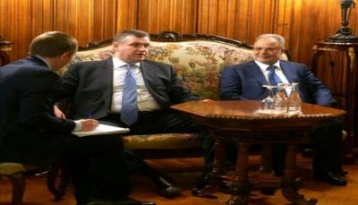 """روسيا ترحب بقرب انعقاد البرلمان في """"عدن"""" وتؤكد أنها خطوة مهمة لتحقيق السلام"""